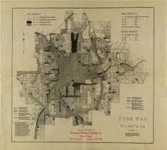 City Of Atlanta Zoning Map by Atlanta Zoning Maps Kronberg Wall Architecture Design