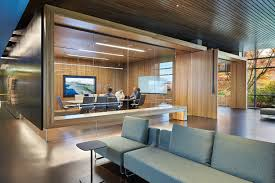 conference room designs modern meeting rooms with exposed brick and wood robin at work