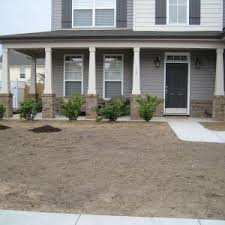 terrific front yard landscaping ideas for ranch style homes