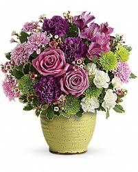 bouquet delivery teleflora speckle bouquet mcshan florist dallas flower delivery