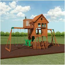 backyards charming backyard discovery playsets skyfort ii wooden