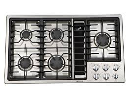 Design Ideas For Gas Cooktop With Downdraft Best Ideas For Gas Downdraft Cooktop Design I 8651