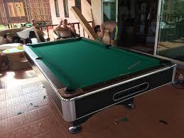 Best Pool Table Brands by Buy Thailand Pool Table Pool Cues Snooker Cues Accessory In Bangkok