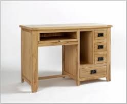 Computer Desk Hard Wood Single Pedestal Computer Desk Foter
