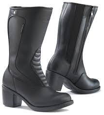 ladies harley riding boots tcx lady classic wp boots revzilla