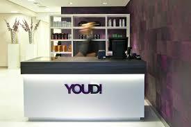 Home Salon Decor Youthful Youd Beauty Center Concept In Rotterdam Salon