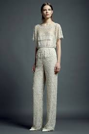 evening jumpsuits for weddings alternative bridal fashion for 2017 jumpsuits confetti ie