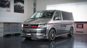 volkswagen van 2016 interior 2016 abt volkswagen transporter t6 exterior and interior