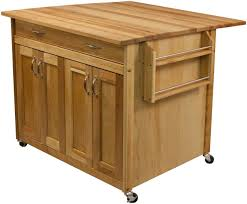 kitchen island and cart 40 catskill craftsmen rolling kitchen island cart 51539