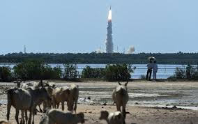 india will launch 104 satellites from a single rocket daily mail