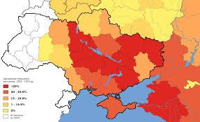 Map Of Ussr Mfs Strange But True The Holodomor Aka The 1933 Ukrainian Famine