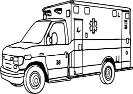 box ambulance coloring lego pages print ambulance