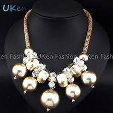 big fashion pearl necklace images Cheap party pearl necklaces find party pearl necklaces deals on jpeg