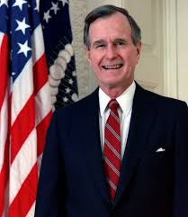 george h w bush wikipedia