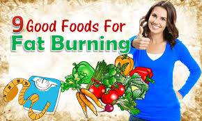 9 amazing fat burning foods for weight loss