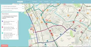 Waze Map Waze Philippines Is Worst Place For Drivers According To Its