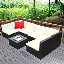 Outdoor Patio Sectional Furniture - sofa couch picture more detailed picture about 7pc outdoor patio