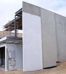 panel curtain wall precast direct finish concrete fibre c special