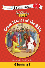 great stories of the bible i can read adventure bible