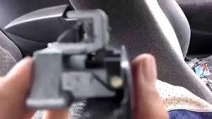 honda civic latch fix broken glove box latch 96 98 honda civic diy
