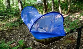 fivejoy pop up mosquito net hammock review and giveaway