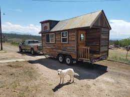 Tiny Homes On Wheels For Sale by Cedaredge Tiny House 160 Sq Ft Tiny House Town
