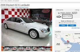 maybach landaulet 2009 maybach 62s landaulet for sale analysisandconclusion