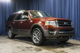 ford expedition interior 2016 2016 ford expedition king ranch el 4x4 northwest motorsport