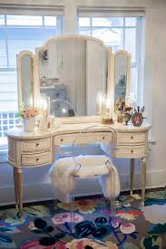 dream vanity see the rest of kelley moore u0027s iconic closet on