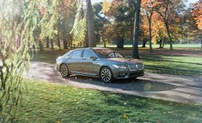 lincoln 2017 inside 2017 lincoln continental 3 0t awd test u2013 review u2013 car and driver