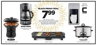 crock pot black friday sales free small appliances after rebate crockpot coffee maker