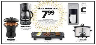 best crockpot deals black friday free small appliances after rebate crockpot coffee maker