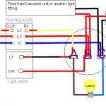 wiring diagram exhaust fan standar switch schematic diagram