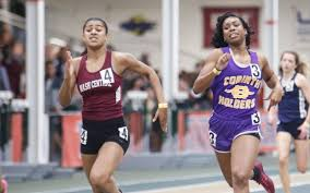 carisha videos story recap photos nchsaa 3a indoor track and field chionships
