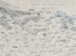 us weather map cold fronts the black remarkable temperature change of january 22 1943