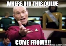 Where Did Memes Come From - where did this queue come from meme picard wtf 34696