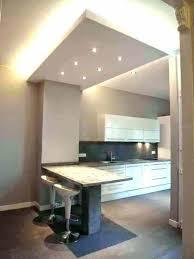 plafond de cuisine design spot encastrable a led spot led encastrable plafond cuisine spot