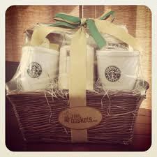 1800 gift baskets starbucks time gift basket gift fundraiser baskets and