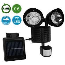 Security Sensor Lights Outdoor Decoration Led Motion Sensor Light Tecknet Pack Exterior