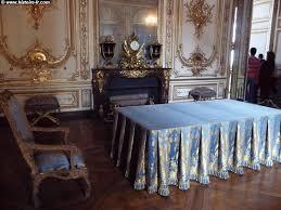 chambre du conseil versailles le cabinet du conseil du roi versailles