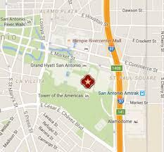 la cantera mall map convention center home