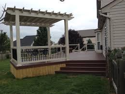 Acrylite Patio Cover by Dayton Oh Outdoor Structure Expert Dayton U0026 Cincinnati Deck