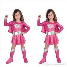 Halloween Costumes Supergirl Halloween Costume Girls Cosplay Baby Girls Halloween Supergirl