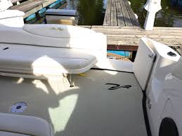 Vinyl Decking For Boats by Deckadence Marine Flooring Over The Edge
