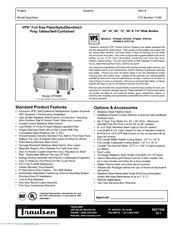 traulsen vps90s manuals