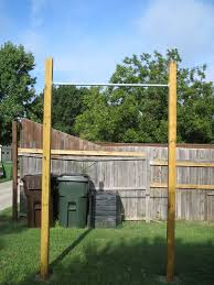 backyard pull up bar plans home outdoor decoration