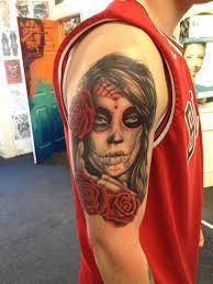 tattoo by cal at hype tattoo newcastle upon tyne tattoo art