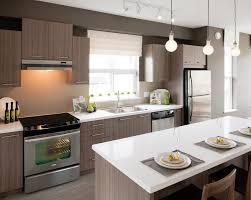 modele de cuisine avec ilot cuisine ouverte ilot central 13 lzzy co plan de moderne avec