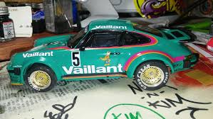 vaillant porsche porsche 934 turbo rsr under glass model cars magazine forum
