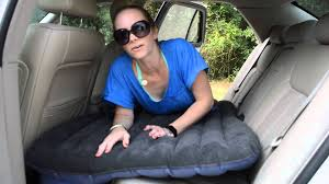 jeep bed in back arrela u0027s easy to use u0026 to install speedsmart car air mattress